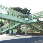 桜城歩道橋橋梁維持修繕工事